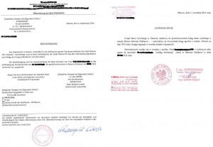 Sterbeurkunde aus Polen - Negativbescheinigung als Urkundsersatz